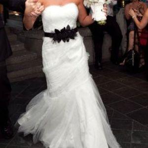 Wedding Dress - White House Black Market Size 2